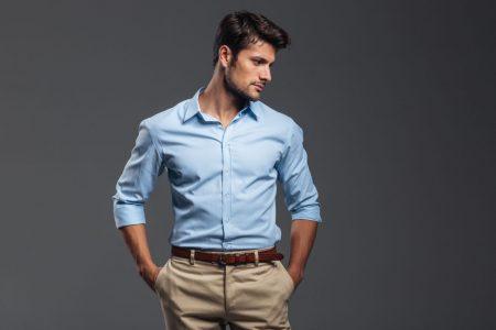 Styling-Tipps für Männer beim Hemden tragen