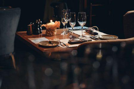 Etikette am Tisch