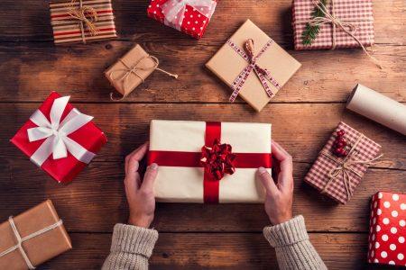 Weihnachtsgeschenke für die Liebste