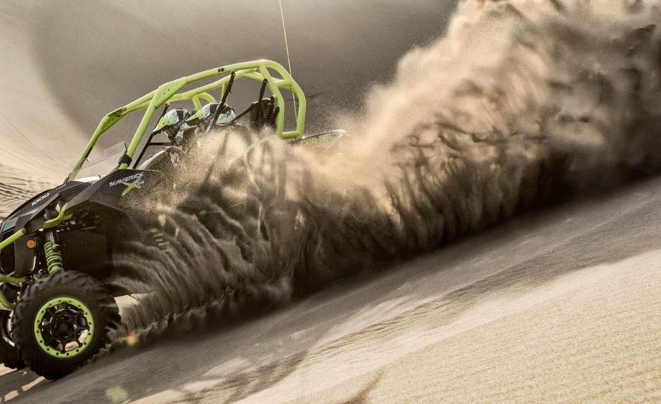Can-Am Maverick Xds Turbo 1