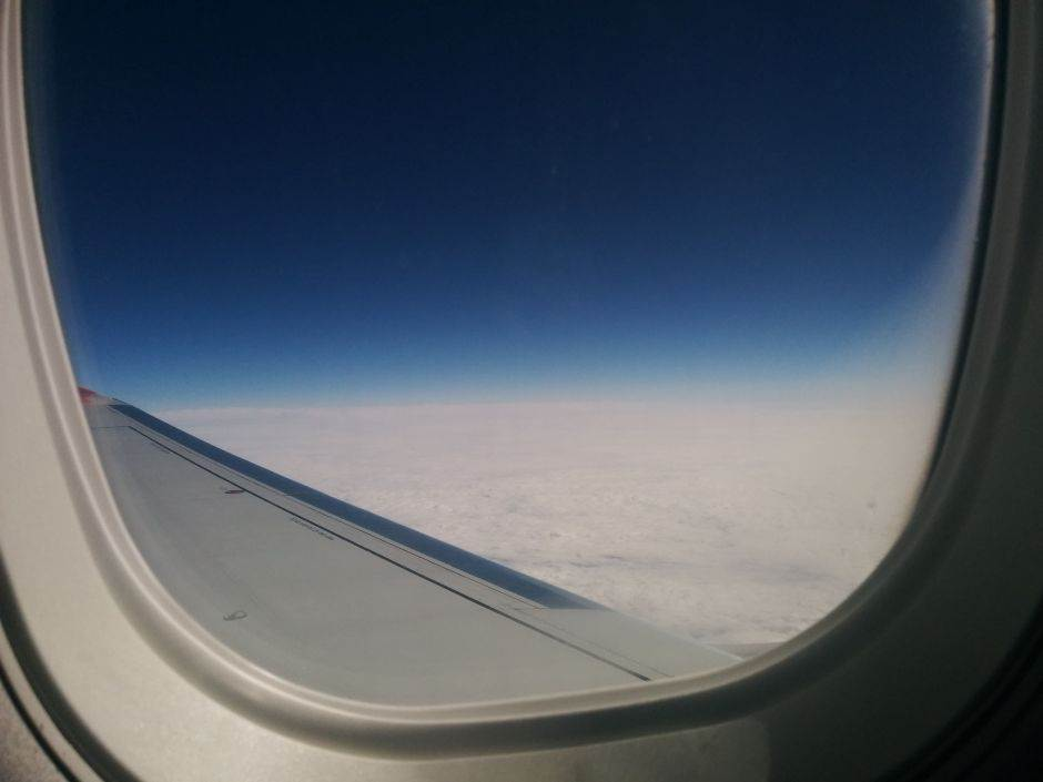 Frankfurt Madrid Flug