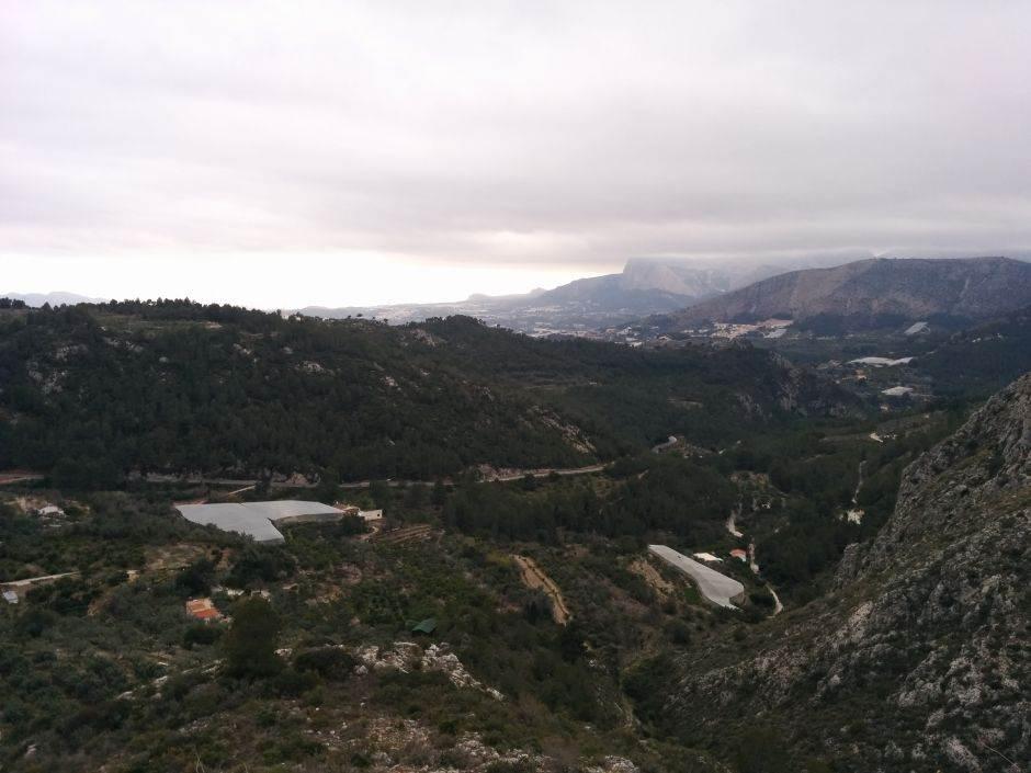 Landschaft Alicante - Rundreise (1)