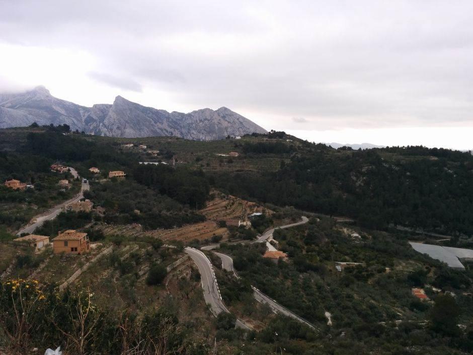 Landschaft Alicante - Rundreise (3)