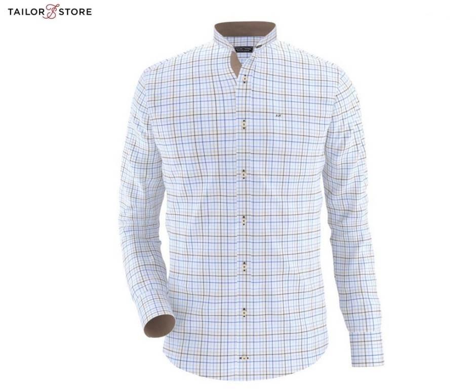 Tailor Store Hemd Maenner-Style Entwurf