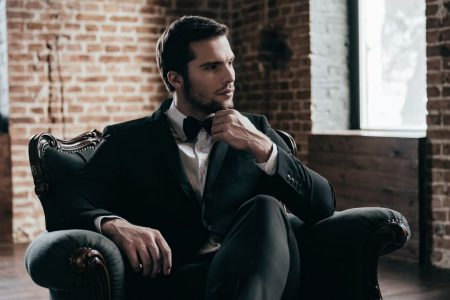 Gentleman im Alltag