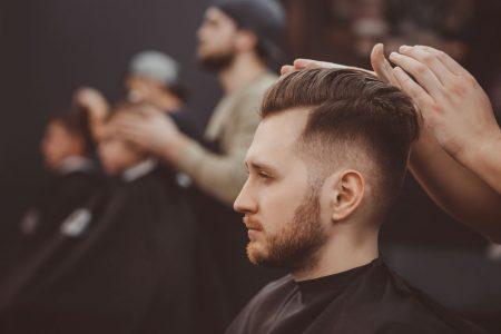 Richtige Gesichtsform für deine Haare finden