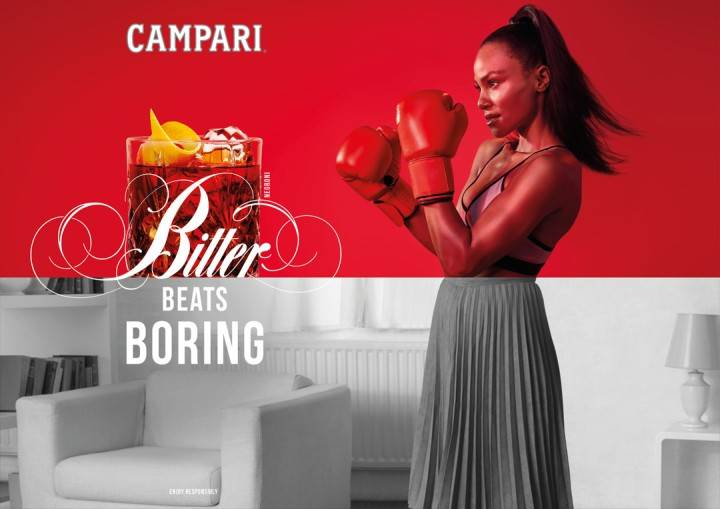 Bitter beats Boring Campari Negroni (5)