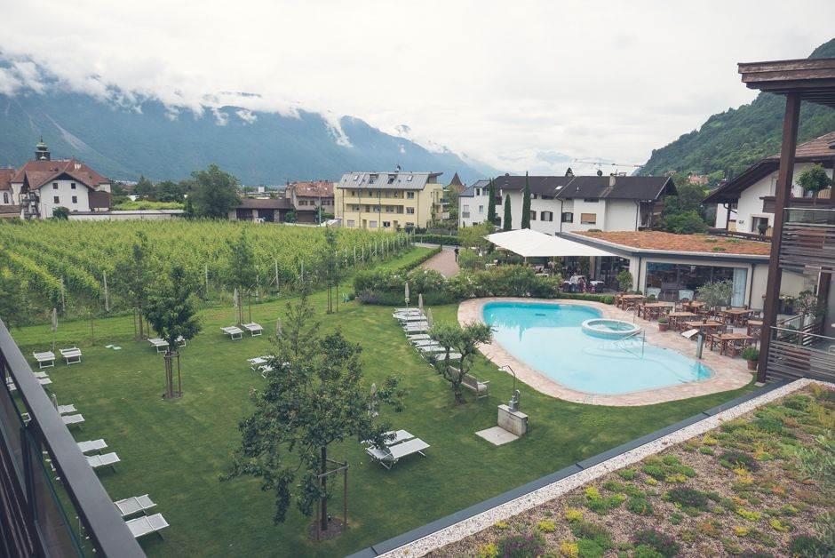 Hotel Schwarzschmied in Lana_027