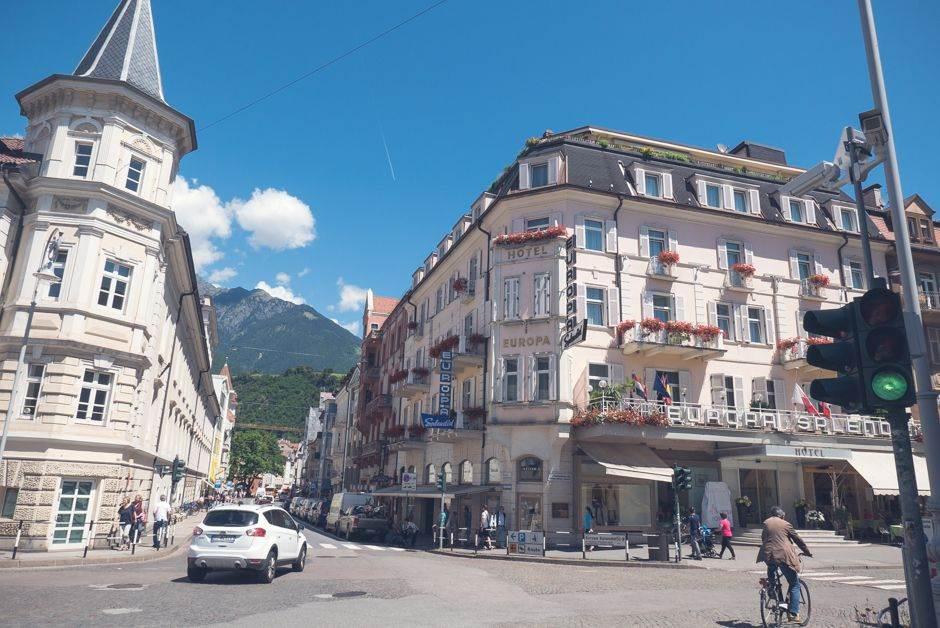 Hotel Schwarzschmied in Lana_072