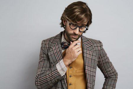 Tweedjacke für Männer