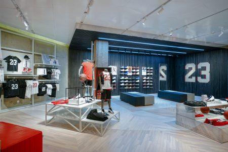 Nike Jordan - drei Styles