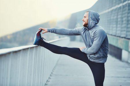 Sport Routine für erfolgreiche Männer