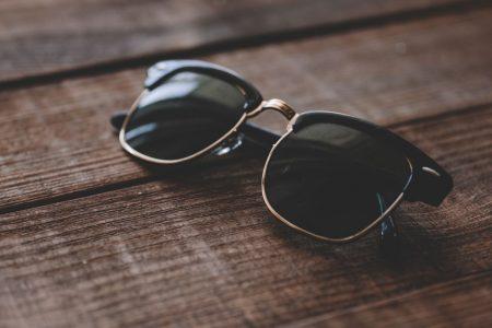 Clubmaster angesagte Sonnenbrille