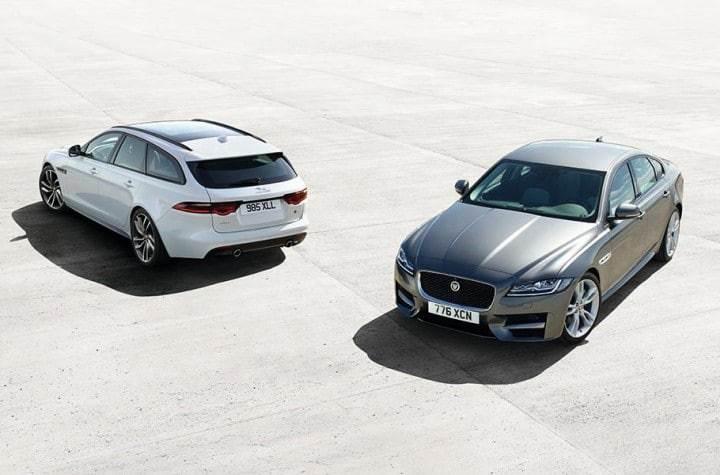Jaguar Business Modelle