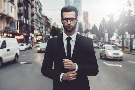 Neun Wege einen Anzug zu tragen