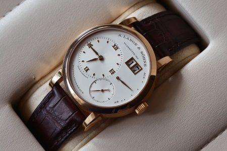 Glashütter Armbanduhren