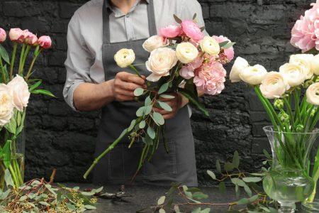 Blumen die Sprache der Liebe