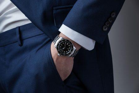 Wie trägt man eine Rolex?