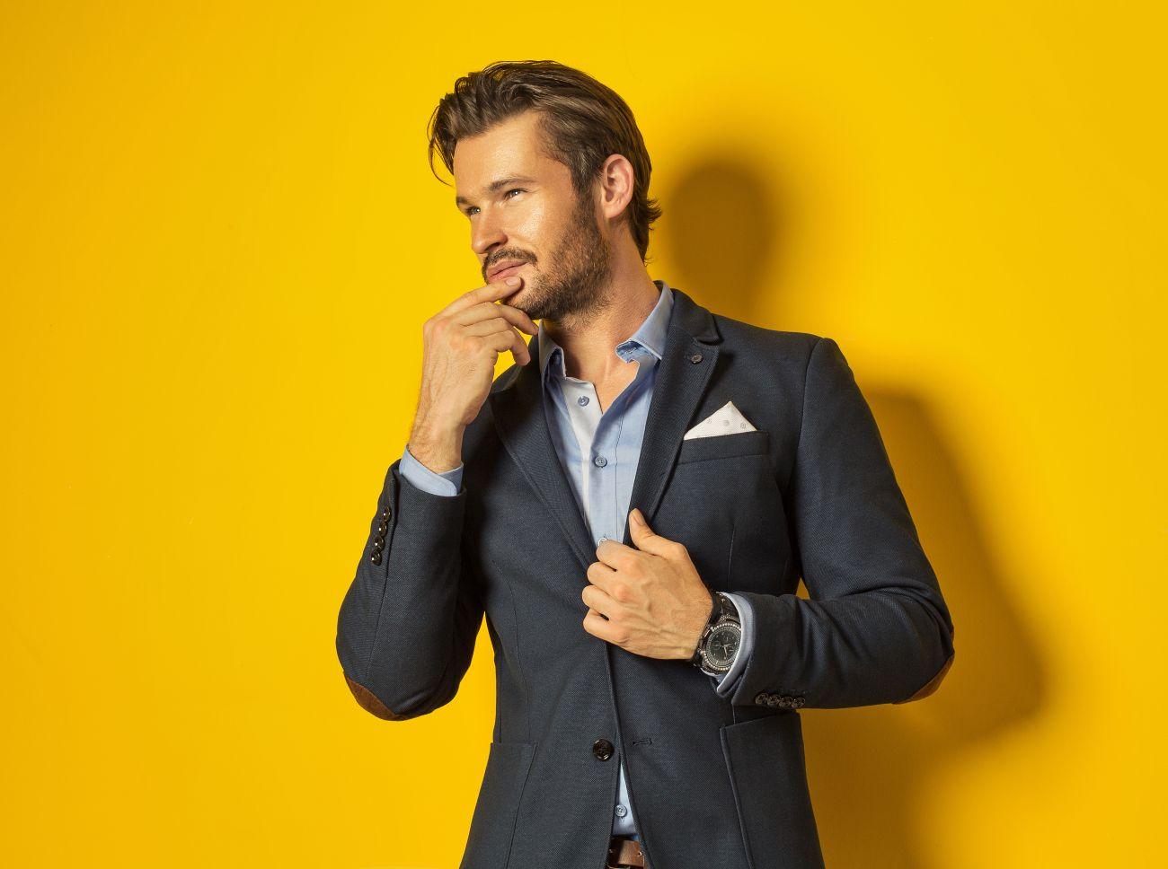 Männermode Trends Frühling 2018