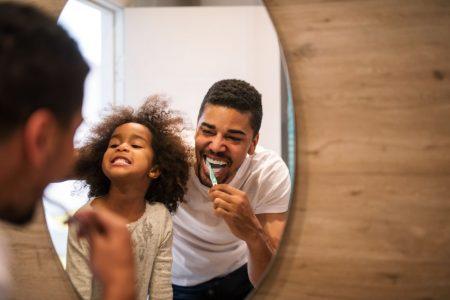 Zähne putzen leicht gemacht