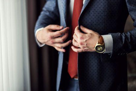 Kleine Uhren bei Männer angesagt