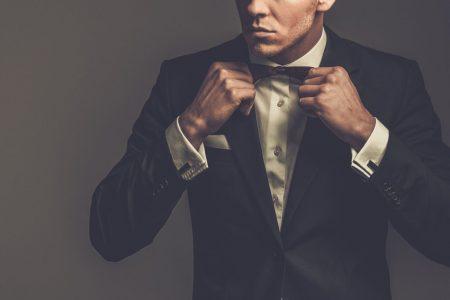 Auf dem Weg zum Gentleman so geht's