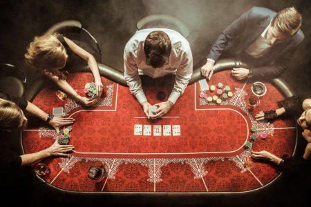 Pokerabend mit guten Kumpels