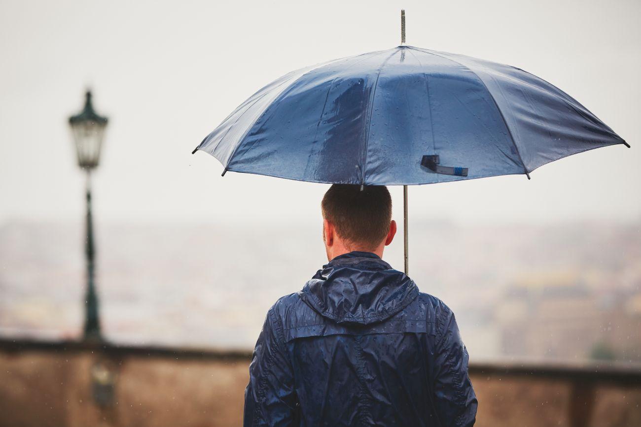 Bei schlechtem Wetter gut aussehen so geht's