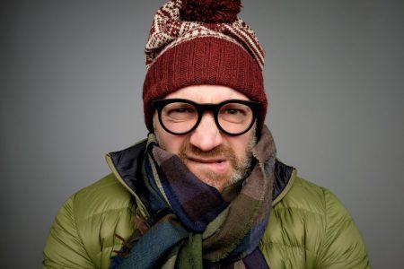 Was kann man bei kaltem Wetter tragen